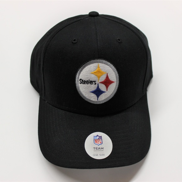0e8b414d NFL Team Apparel - Pittsburgh Steelers Hat NWT